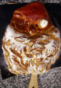 Chlaus-gebacken